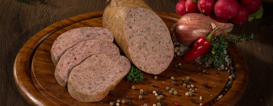 Hausmacher-Leberwurst Bockumer Art