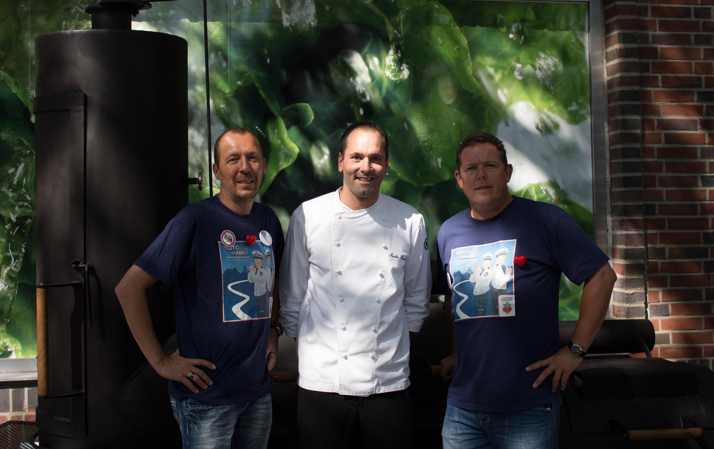 Toto Und Harry Auf Tour Fleischerei Catering Martin Hauser Krefeld